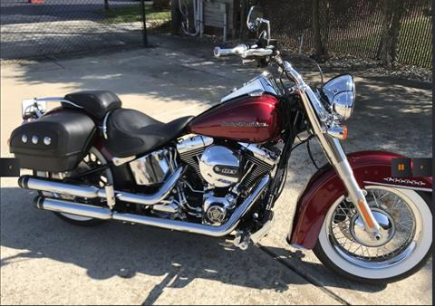 2017 Harley-Davidson Softail® Deluxe in Valparaiso, Indiana - Photo 1