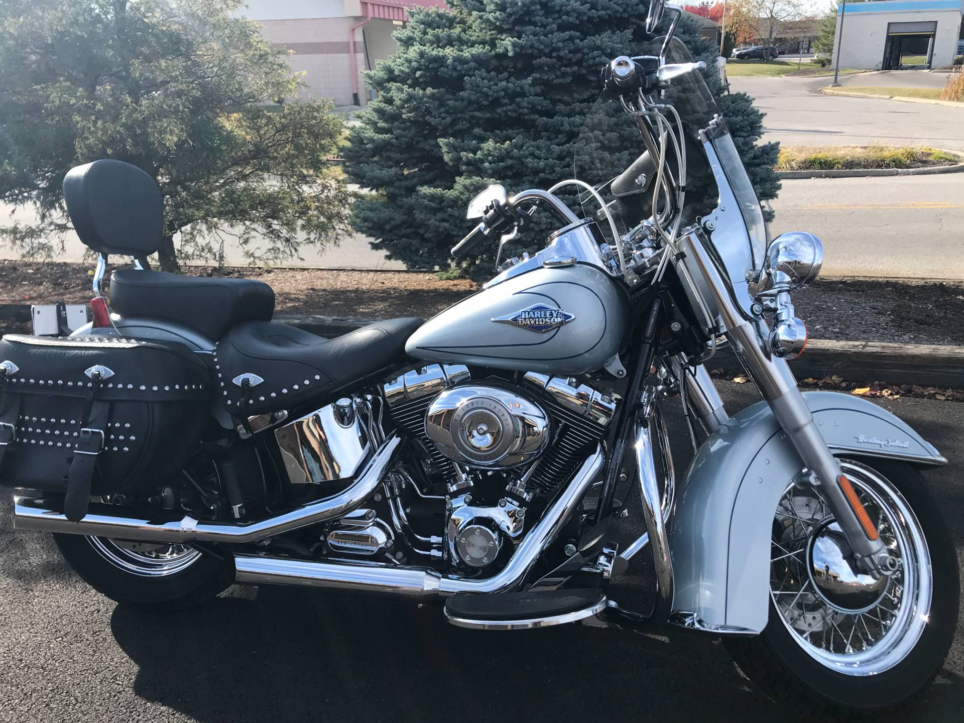 2011 Harley-Davidson Heritage Softail® Classic in Valparaiso, Indiana - Photo 1