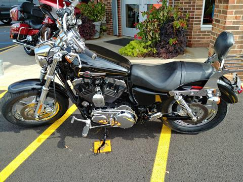 2012 Harley-Davidson Sportster® 1200 Custom in Valparaiso, Indiana - Photo 1