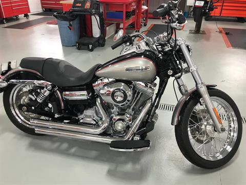2009 Harley-Davidson Dyna® Super Glide® Custom in Valparaiso, Indiana - Photo 1
