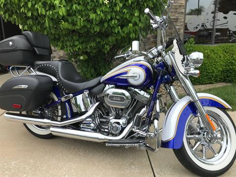 2014 Harley-Davidson CVO™ Softail® Deluxe in Valparaiso, Indiana - Photo 1