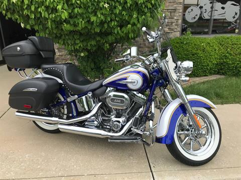 2014 Harley-Davidson CVO™ Softail® Deluxe in Valparaiso, Indiana - Photo 2
