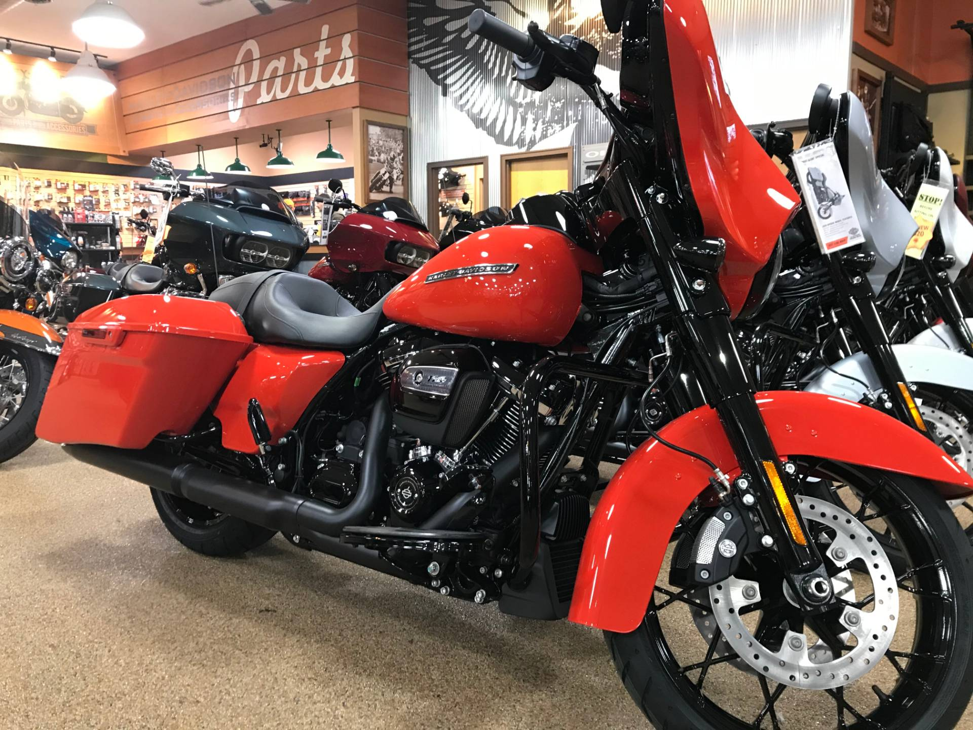 2020 Harley-Davidson Street Glide® Special in Valparaiso, Indiana - Photo 1