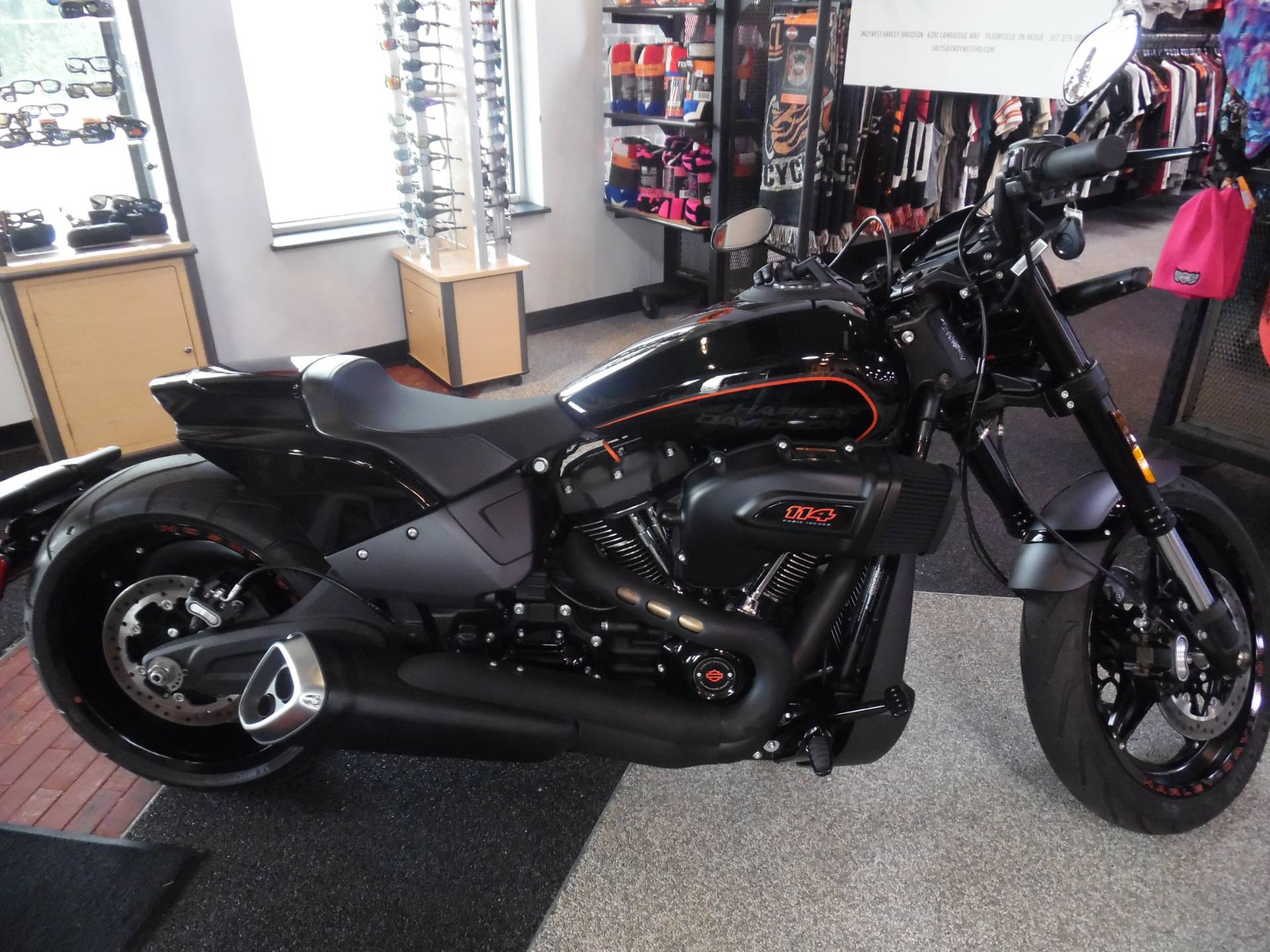 2019 Harley-Davidson FXDR™ 114 in Plainfield, Indiana - Photo 1