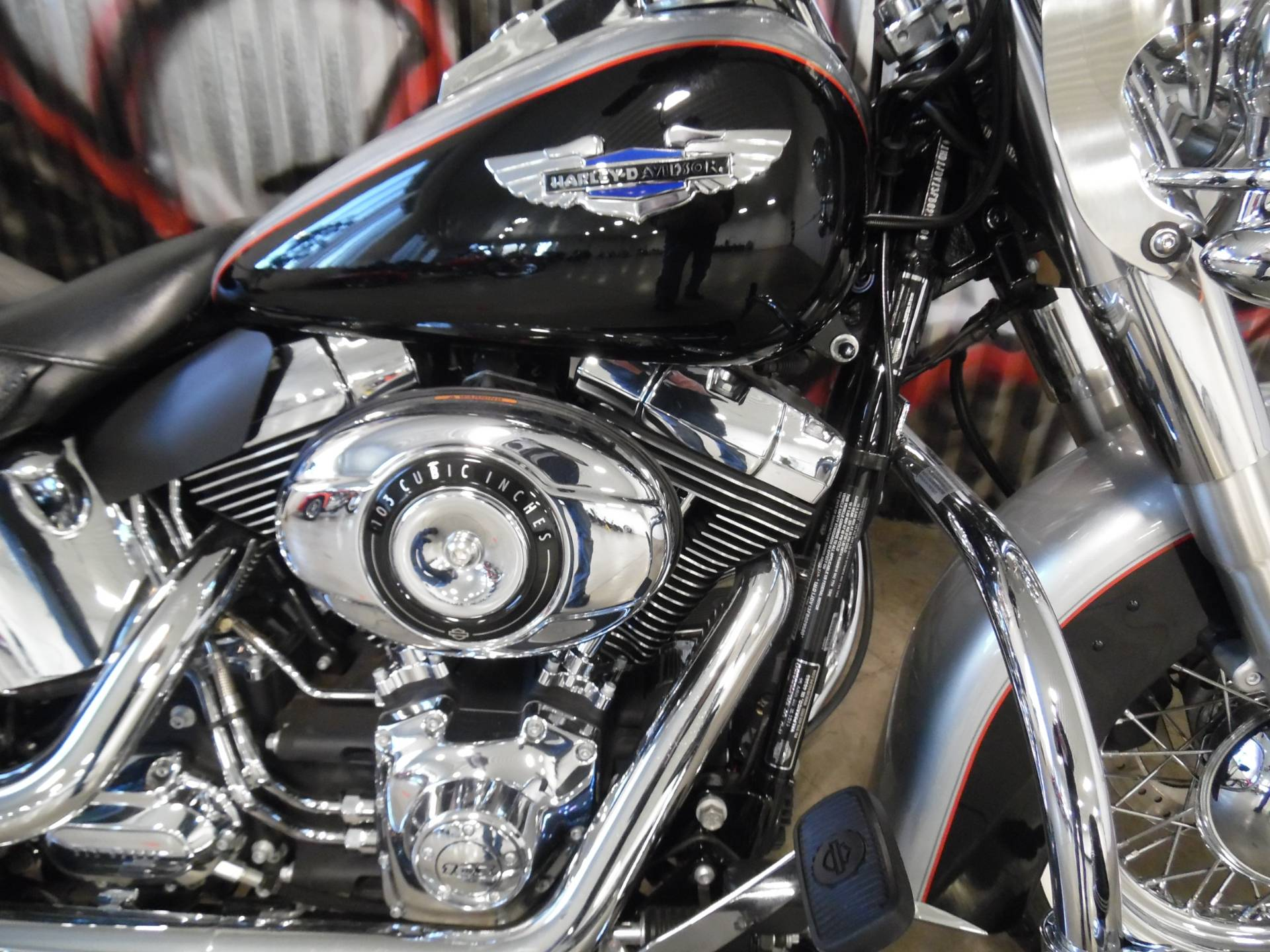 2015 Harley-Davidson Softail® Deluxe in Plainfield, Indiana - Photo 2