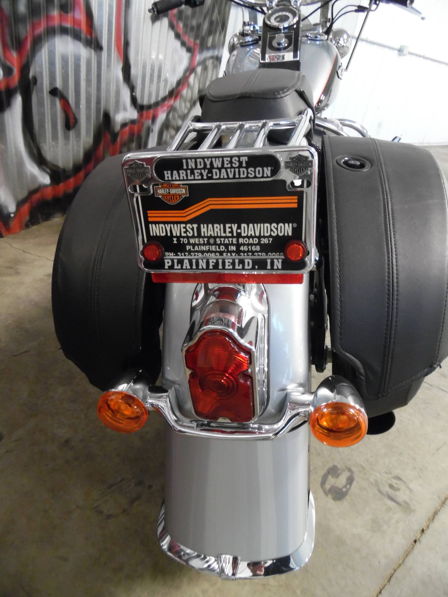2015 Harley-Davidson Softail® Deluxe in Plainfield, Indiana - Photo 5