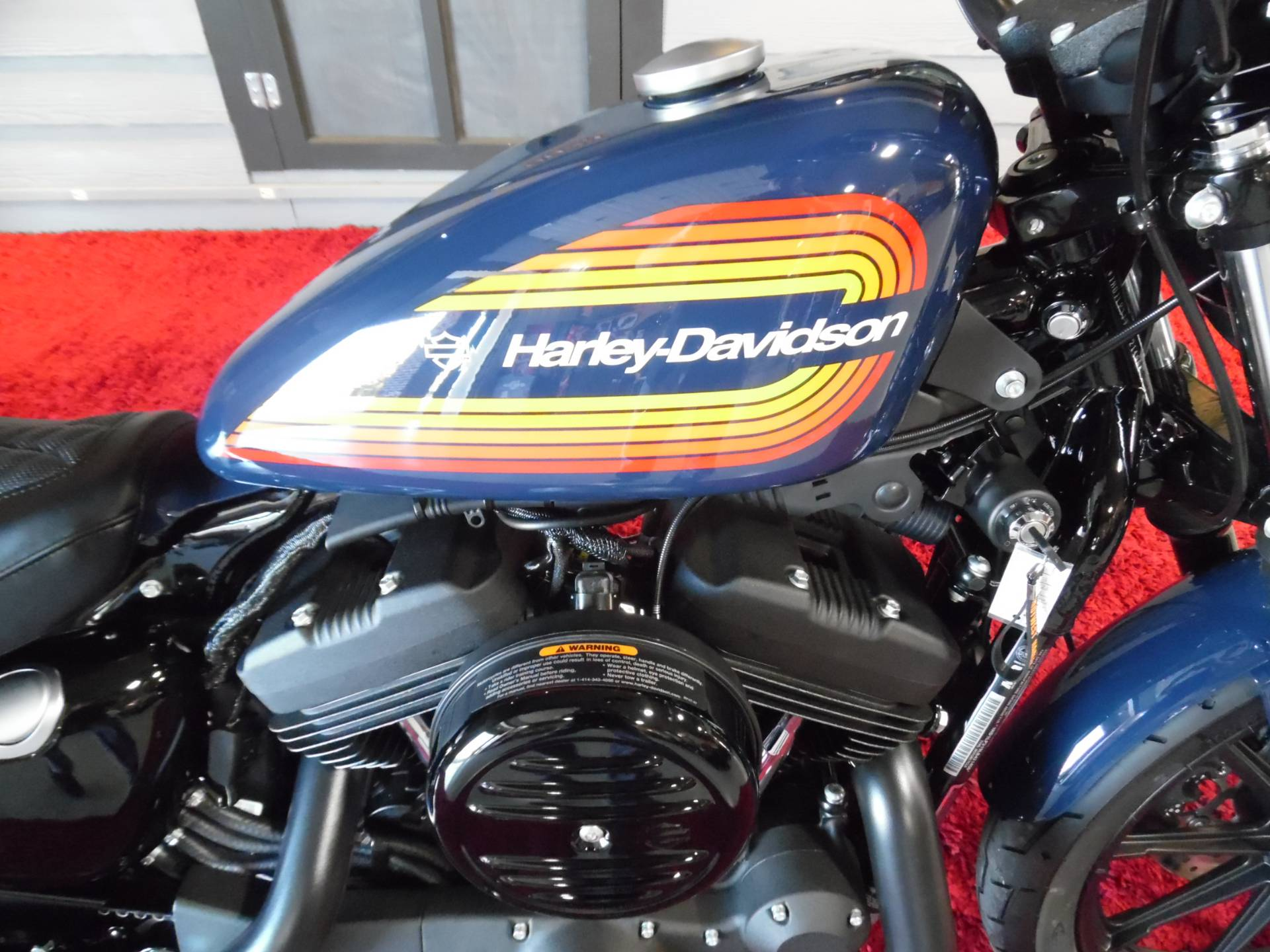 2020 Harley-Davidson Iron 1200™ in Plainfield, Indiana - Photo 2