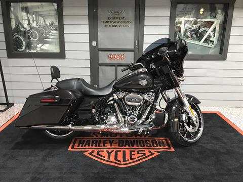 2021 Harley-Davidson Street Glide® Special in Plainfield, Indiana - Photo 1