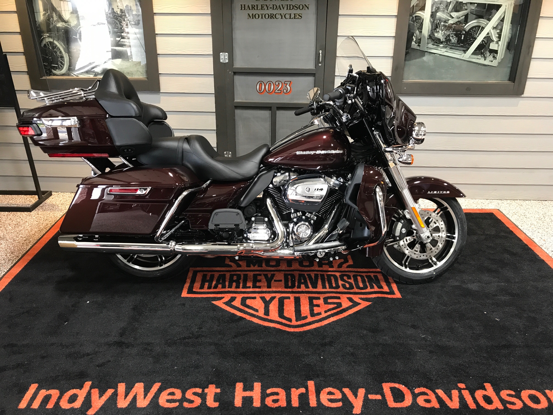 2021 Harley-Davidson Ultra Limited in Plainfield, Indiana - Photo 1