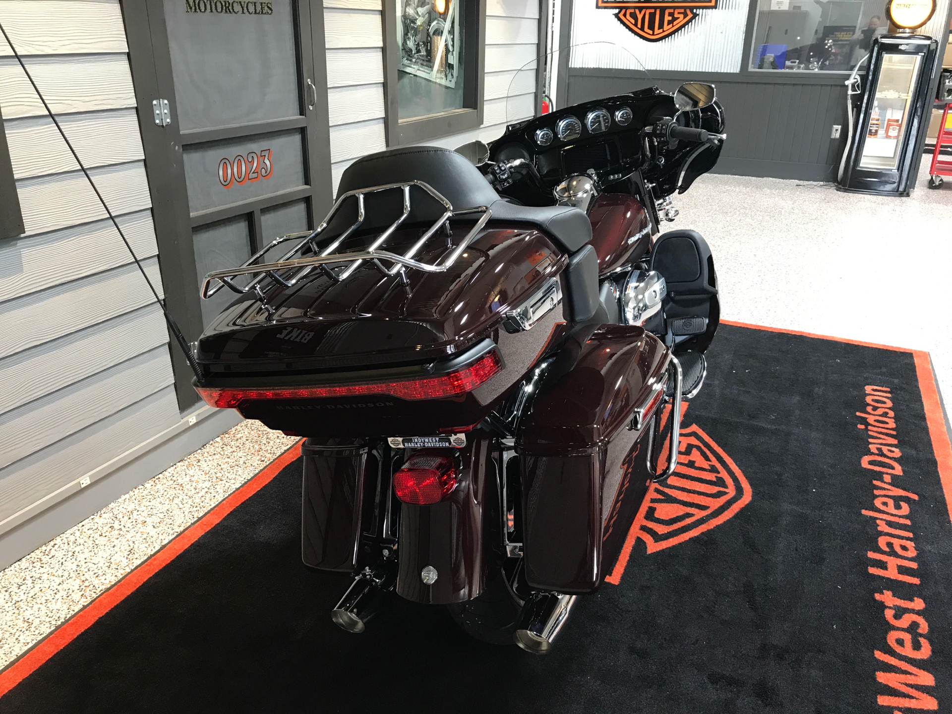 2021 Harley-Davidson Ultra Limited in Plainfield, Indiana - Photo 3