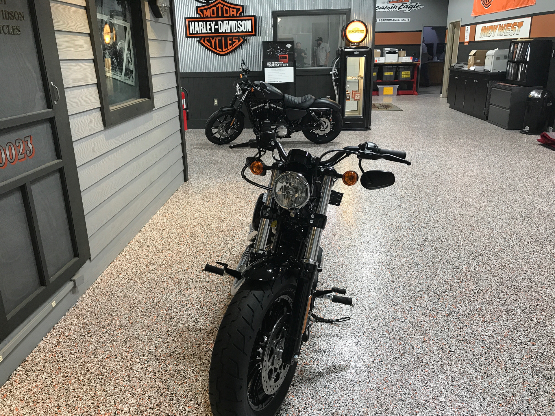 2020 Harley-Davidson Forty-Eight® in Plainfield, Indiana - Photo 2