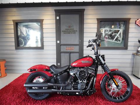 2020 Harley-Davidson Street Bob® in Plainfield, Indiana - Photo 1
