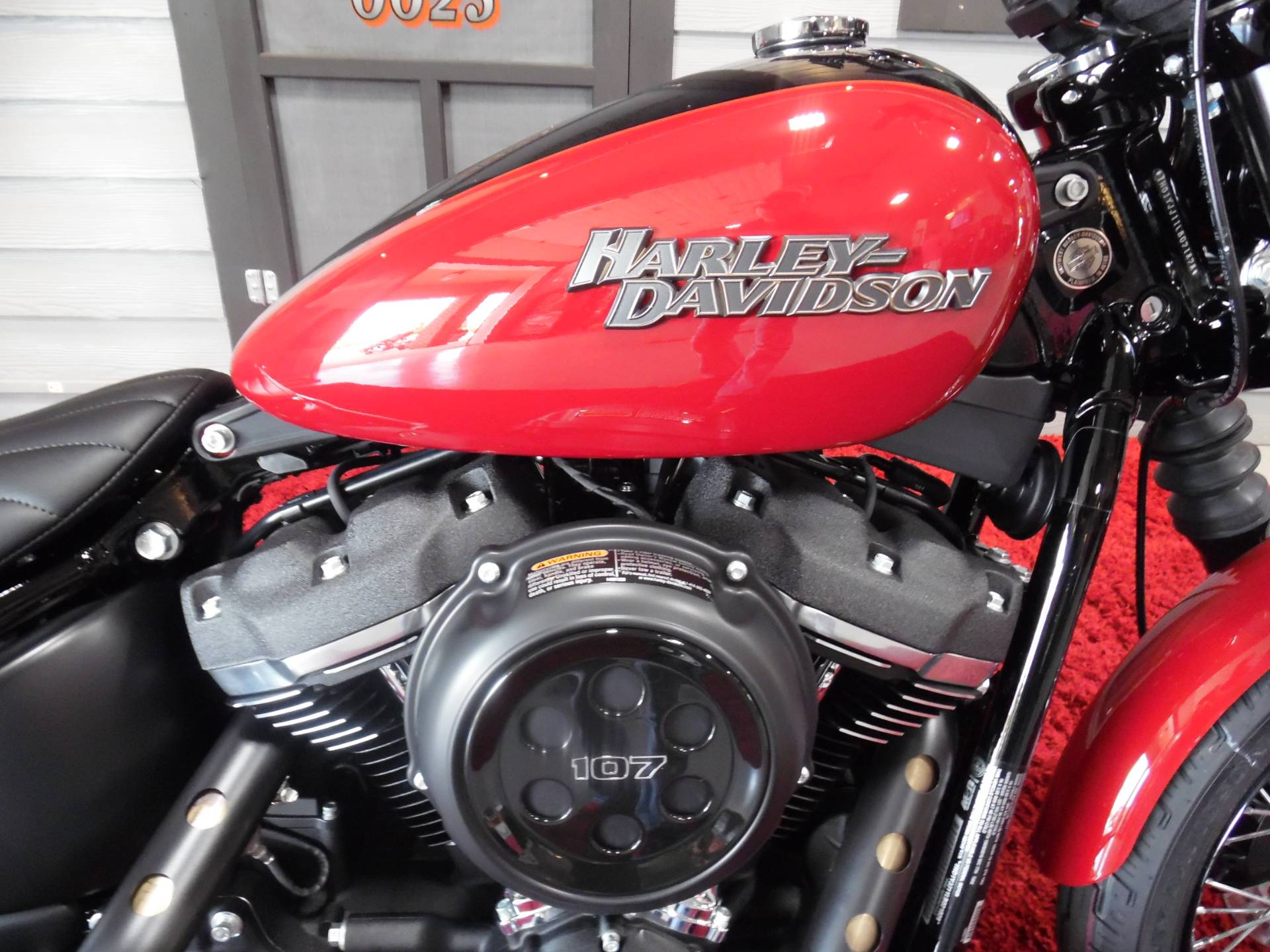 2020 Harley-Davidson Street Bob® in Plainfield, Indiana - Photo 2