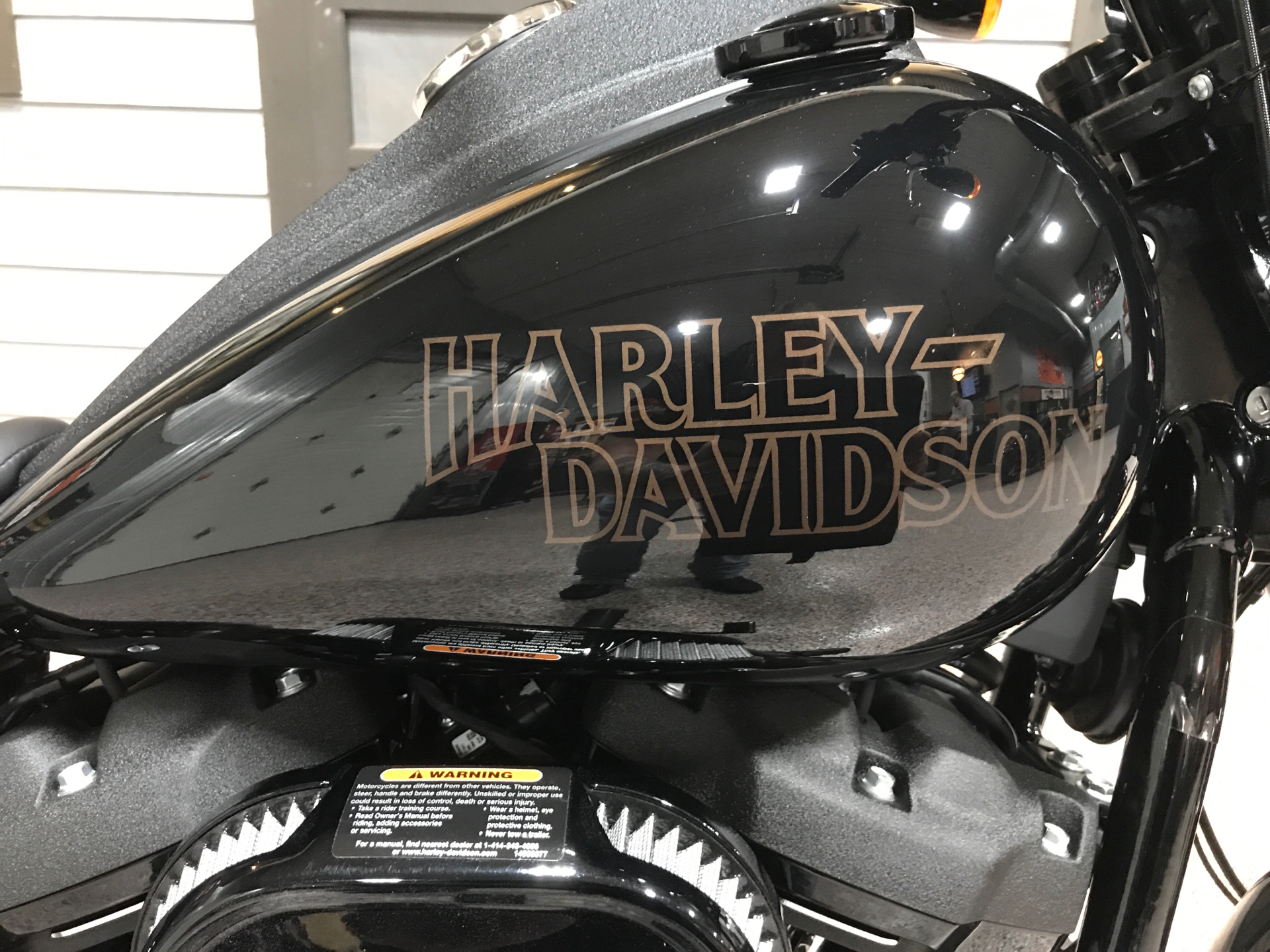 2021 Harley-Davidson Low Rider®S in Plainfield, Indiana - Photo 8