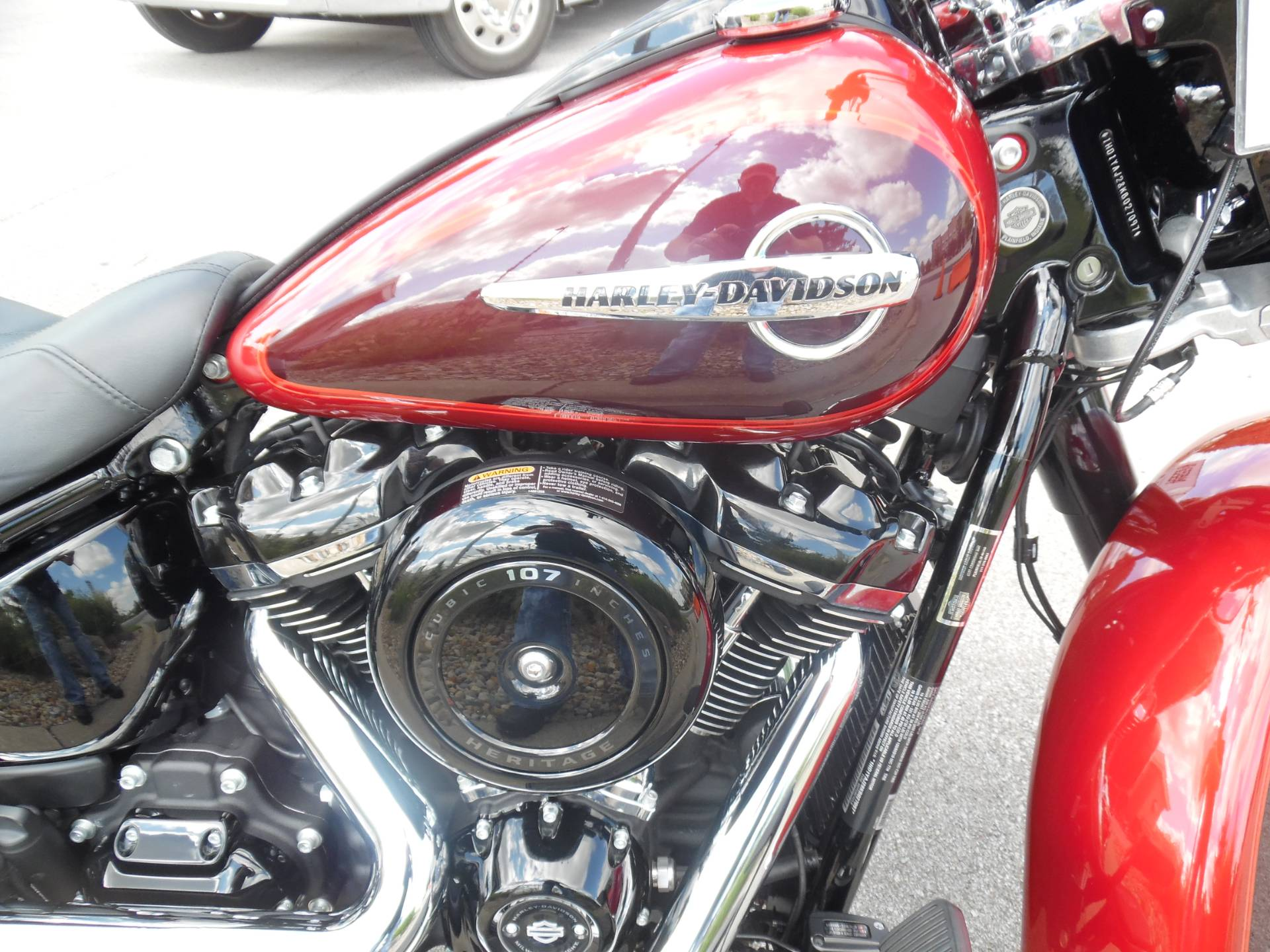 2019 Harley-Davidson Heritage Classic 107 in Plainfield, Indiana - Photo 2