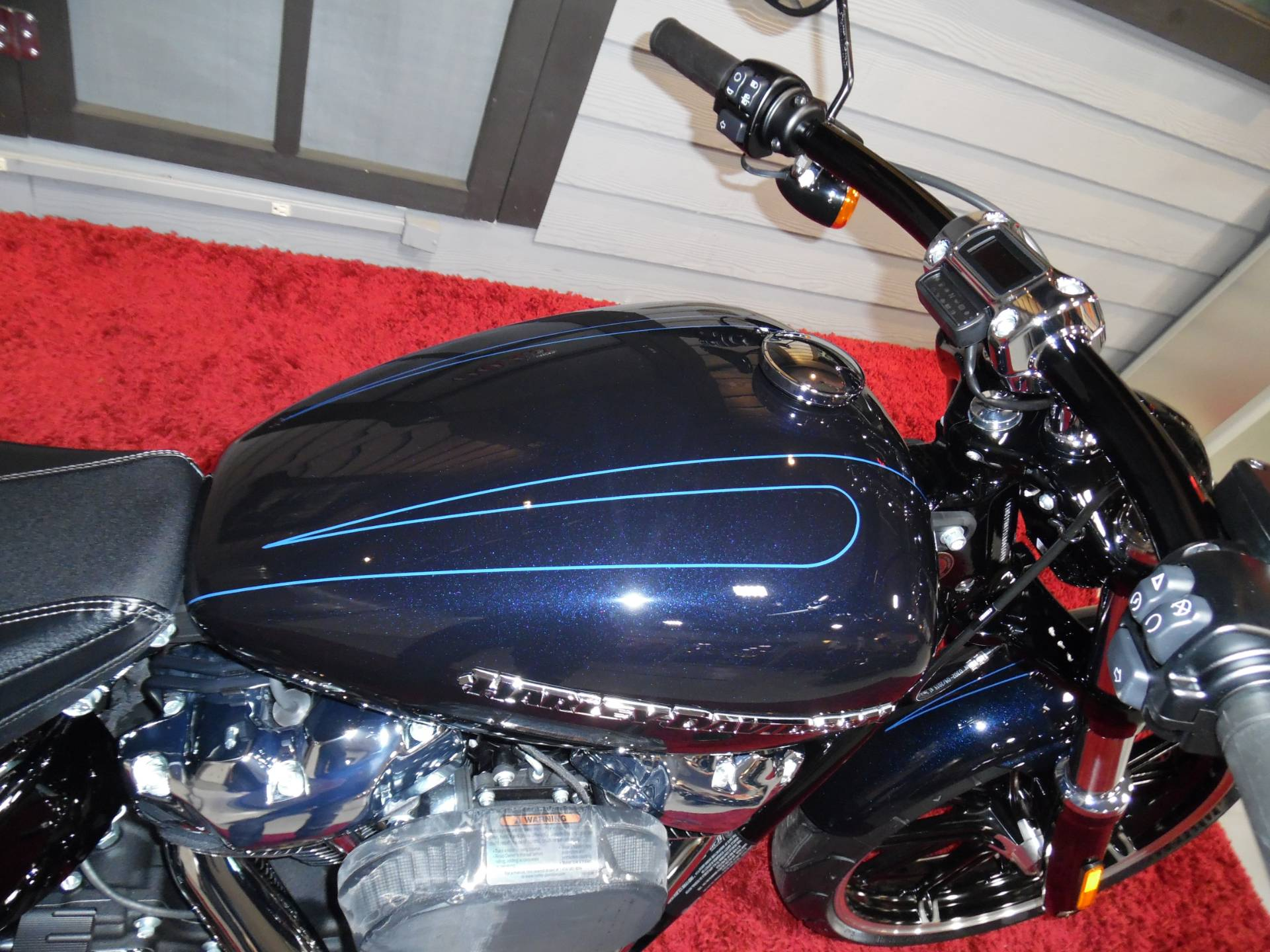 Bloomington Harley Davidson >> New 2020 Harley-Davidson Breakout® 114 Midnight Blue ...