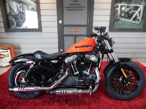 2020 Harley-Davidson Forty-Eight® in Plainfield, Indiana - Photo 1