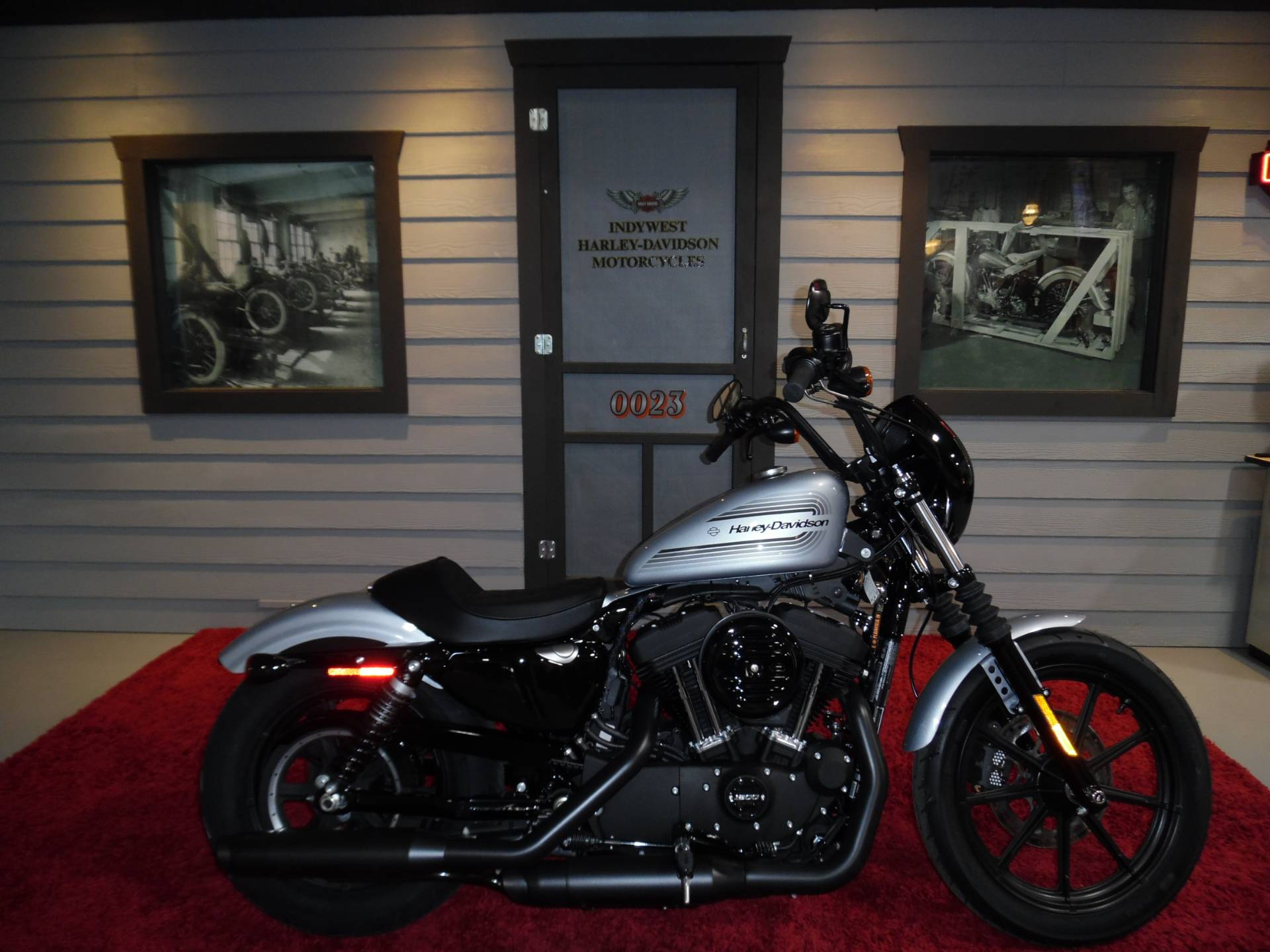 2020 Harley-Davidson Iron 1200™ in Plainfield, Indiana - Photo 1