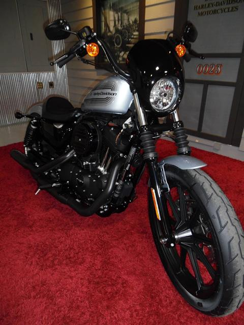 2020 Harley-Davidson Iron 1200™ in Plainfield, Indiana - Photo 4