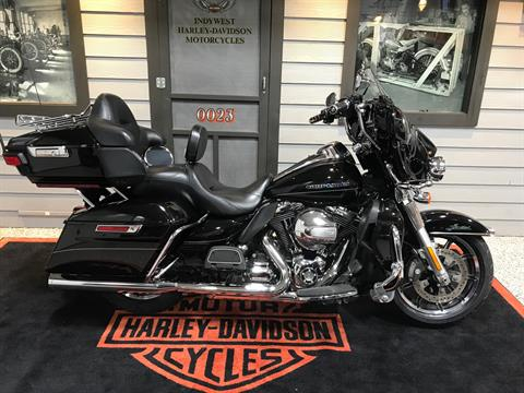 2015 Harley-Davidson Ultra Limited in Plainfield, Indiana - Photo 1