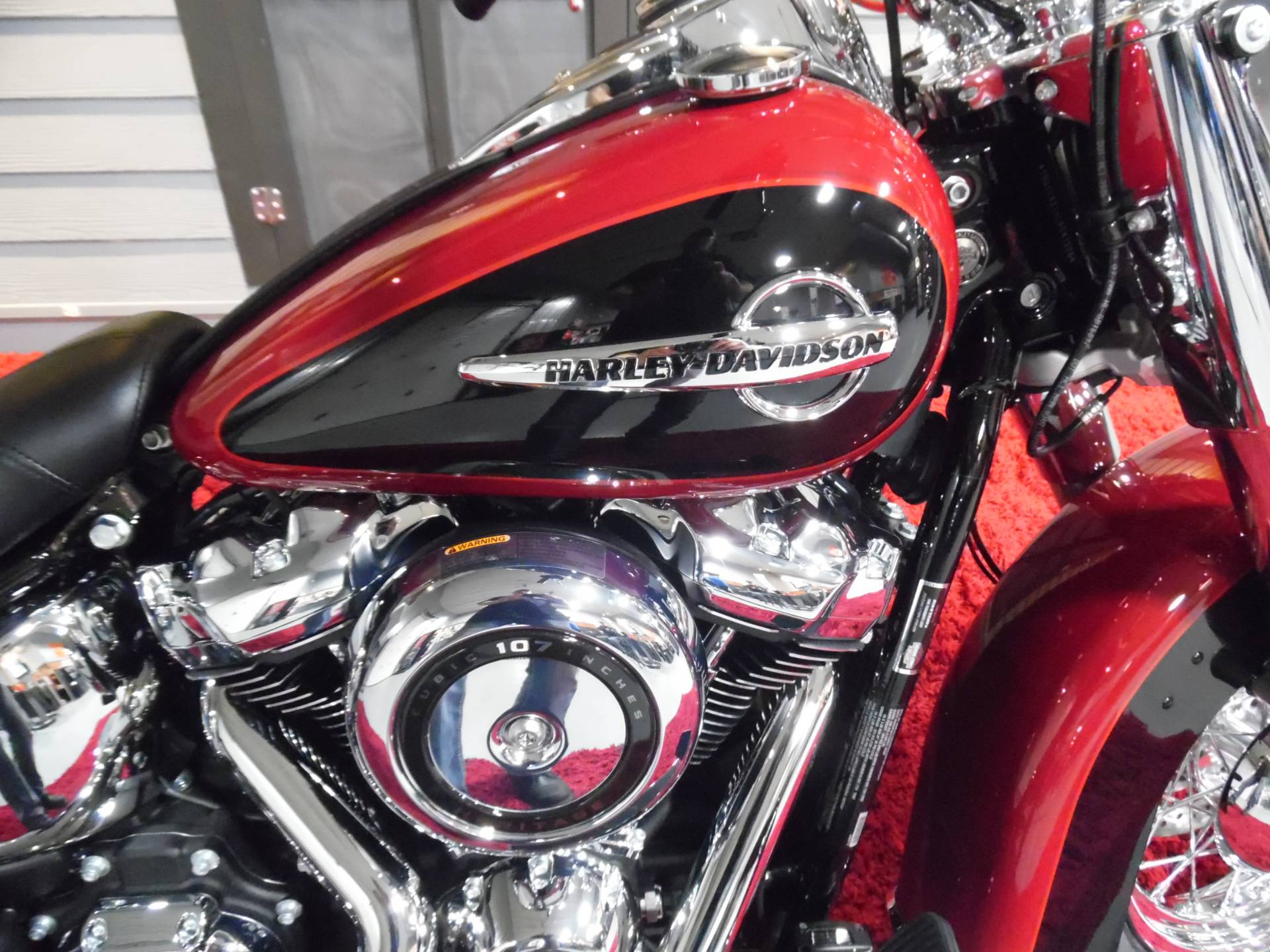 2020 Harley-Davidson Heritage Classic in Plainfield, Indiana - Photo 2