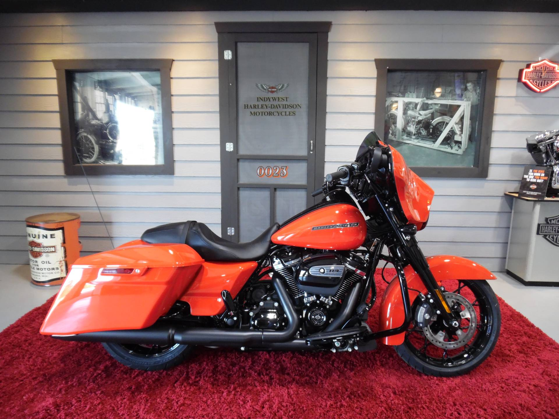 2020 Harley-Davidson Street Glide® Special in Plainfield, Indiana - Photo 1