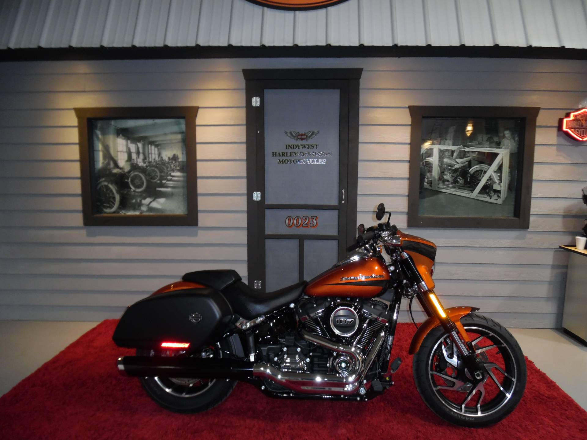 2020 Harley-Davidson Sport Glide® in Plainfield, Indiana - Photo 1