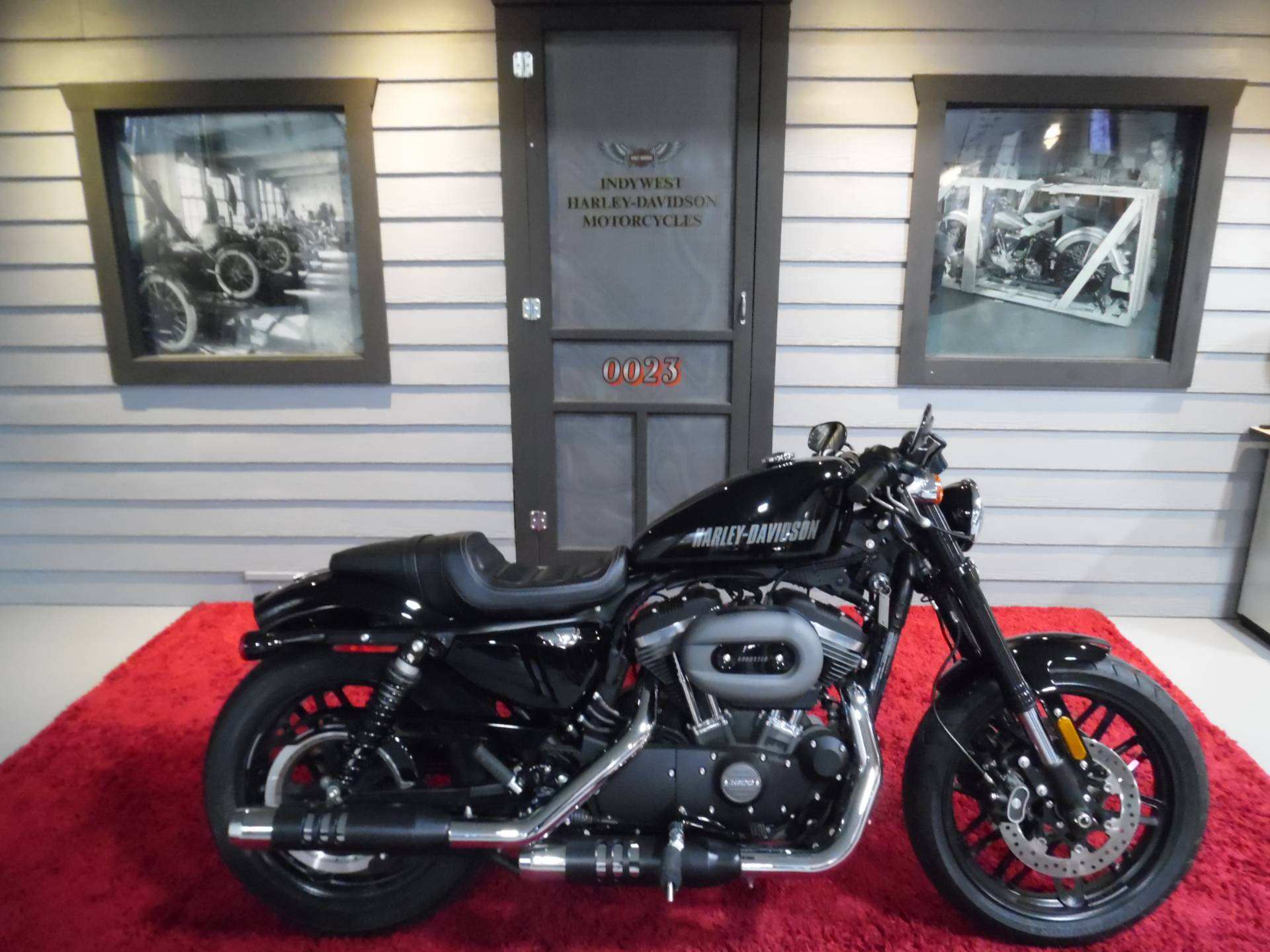 2016 Harley-Davidson Roadster™ in Plainfield, Indiana - Photo 1