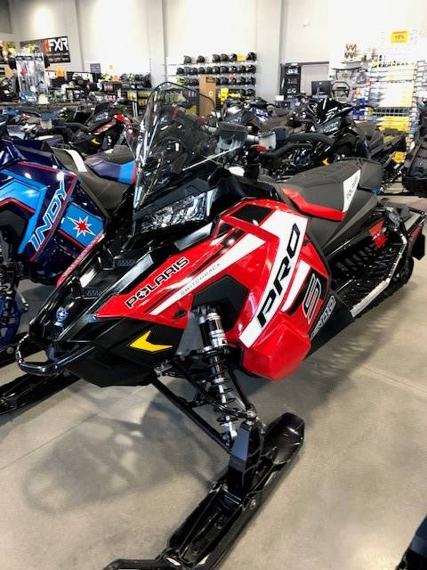 2019 Polaris 600 Switchback Pro-S Snowcheck Select in Suamico, Wisconsin - Photo 1