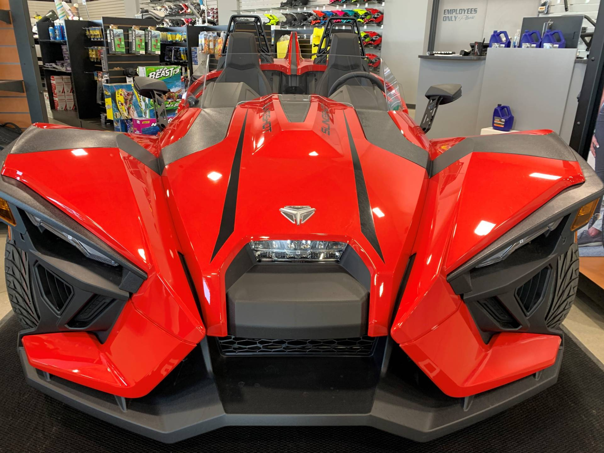 2021 Slingshot Slingshot SL AutoDrive in Suamico, Wisconsin - Photo 1