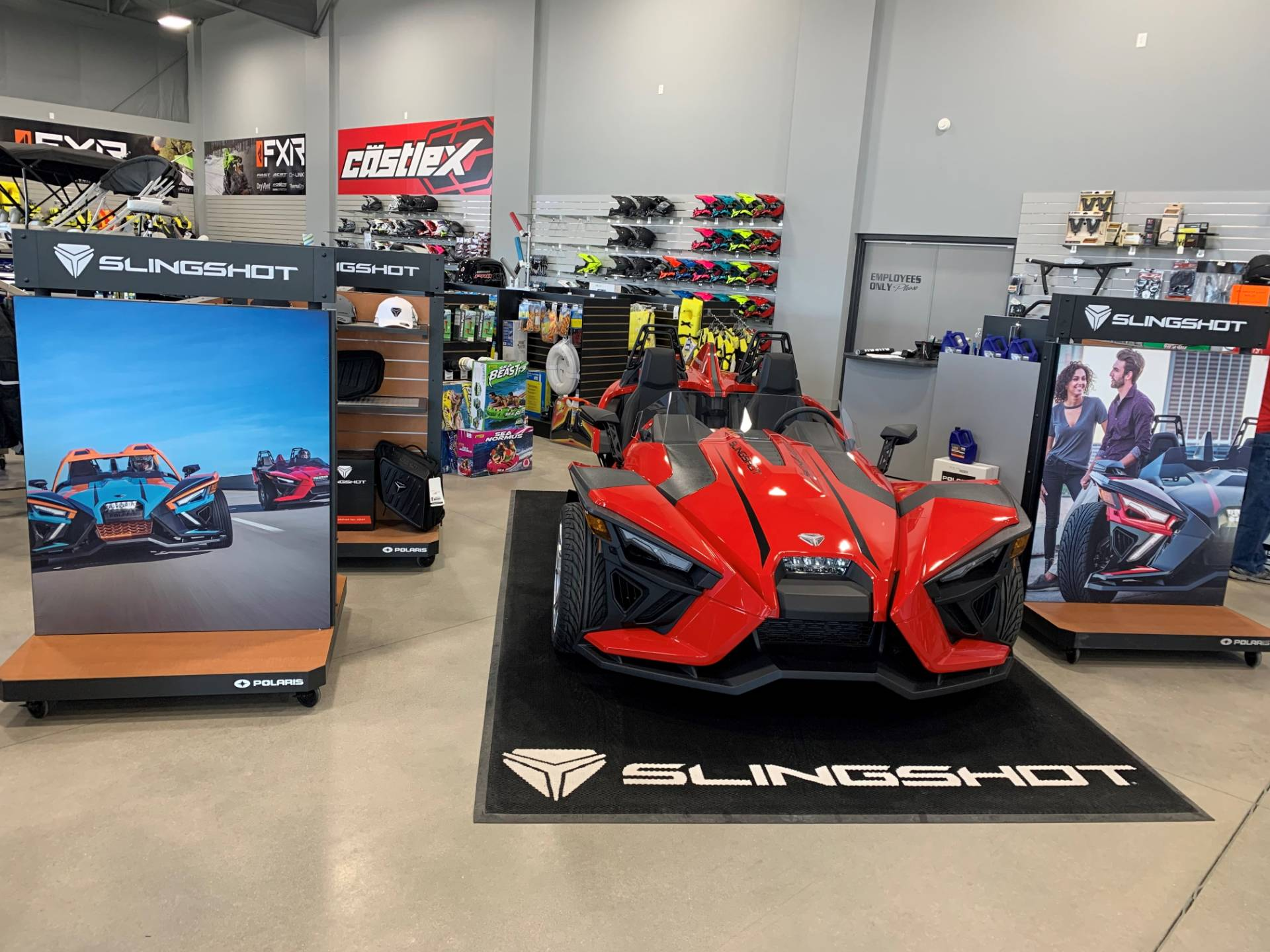 2021 Slingshot Slingshot SL AutoDrive in Suamico, Wisconsin - Photo 2