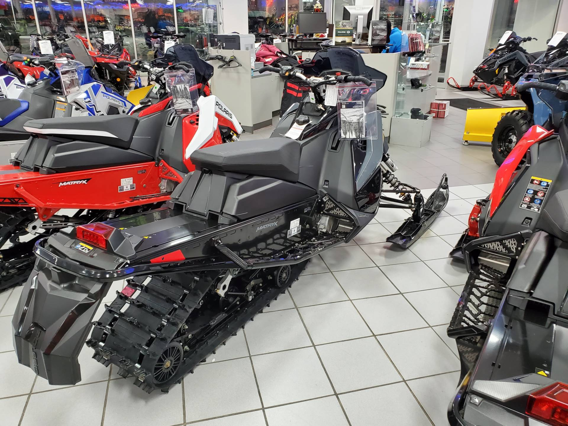 2021 Polaris 850 Indy XC 129 Launch Edition Factory Choice in Kaukauna, Wisconsin - Photo 3