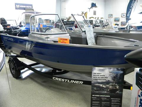 2019 Crestliner 1600 Vision in Kaukauna, Wisconsin - Photo 1
