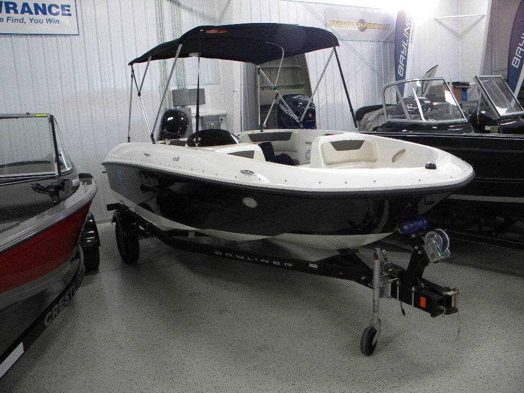 2019 Bayliner Element E18 in Kaukauna, Wisconsin - Photo 1