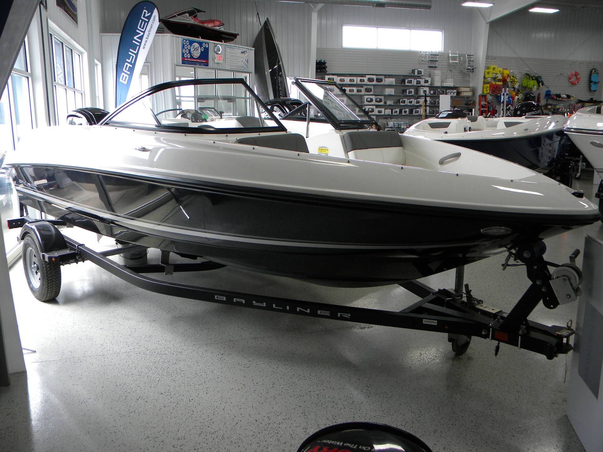 2019 Bayliner 170 Bowrider in Kaukauna, Wisconsin - Photo 1