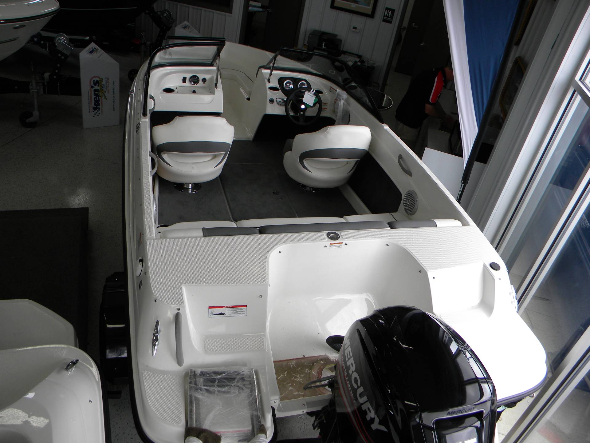 2019 Bayliner 170 Bowrider in Kaukauna, Wisconsin - Photo 3