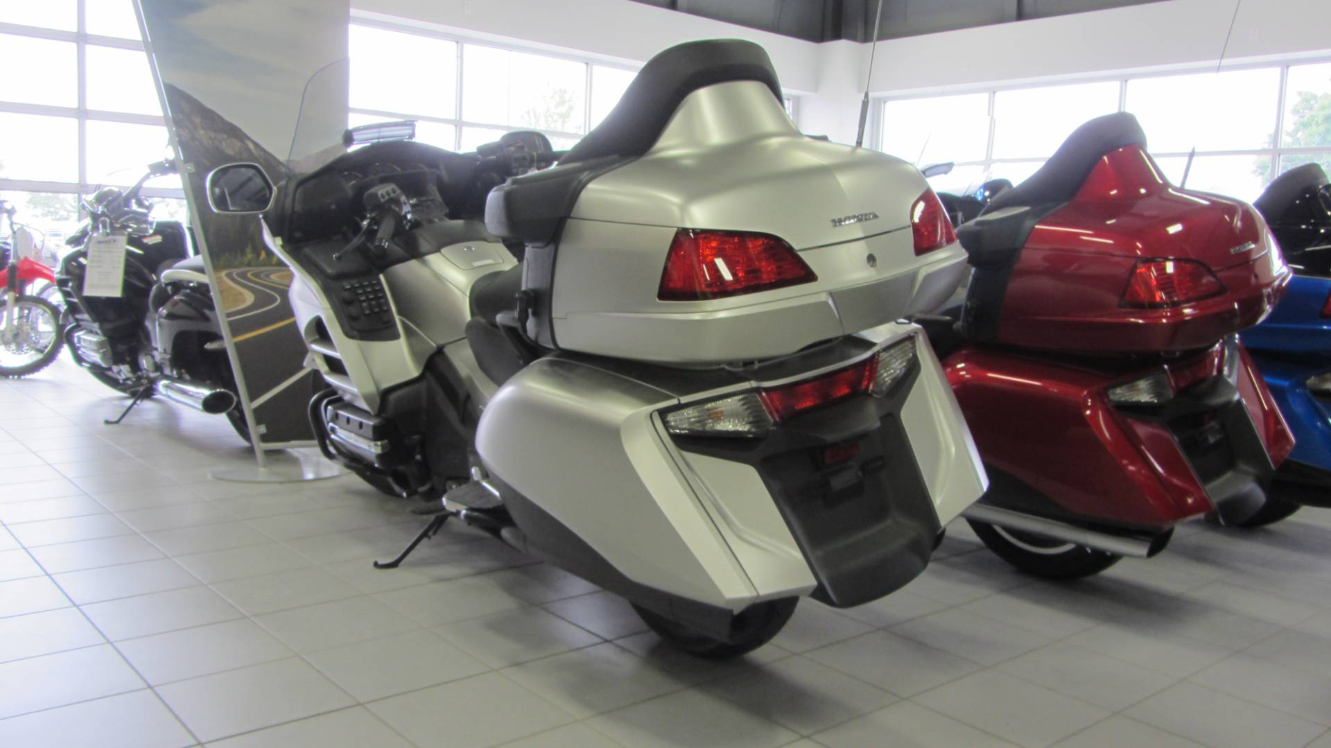 2016 Honda Gold Wing Audio Comfort in Kaukauna, Wisconsin