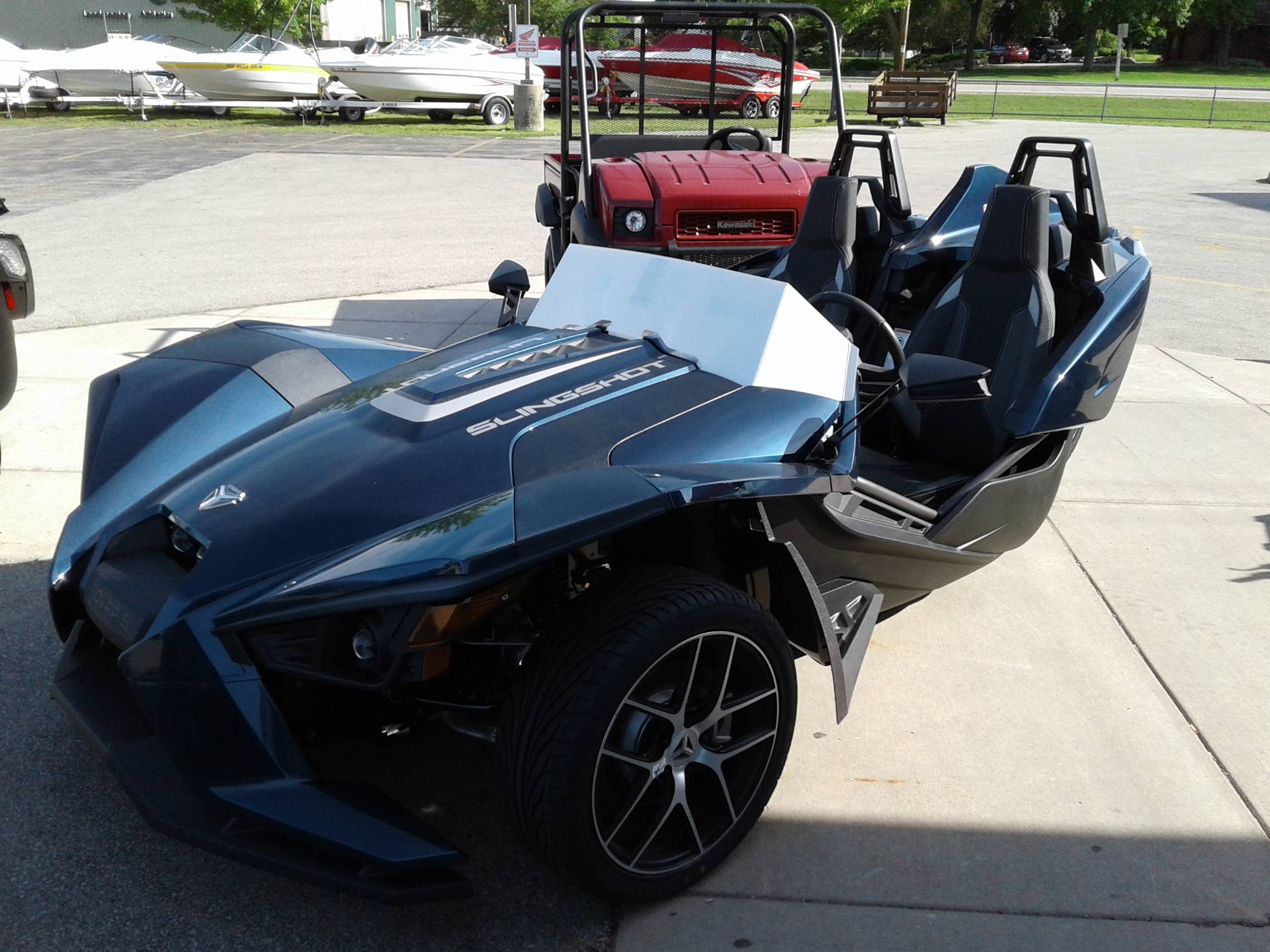 2019 Slingshot Slingshot SL in Kaukauna, Wisconsin - Photo 2