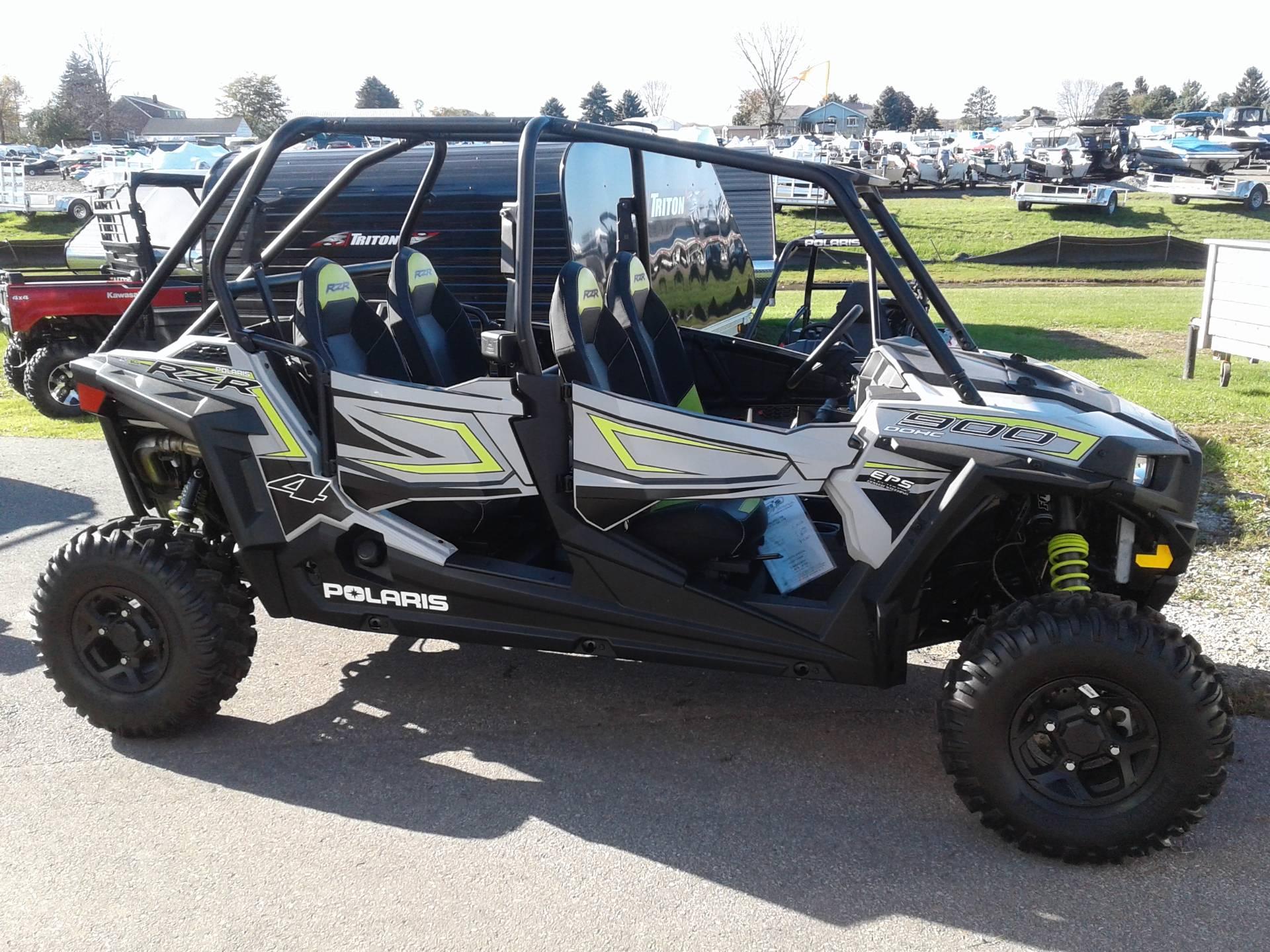 2018 Polaris RZR S4 900 EPS for sale 1676