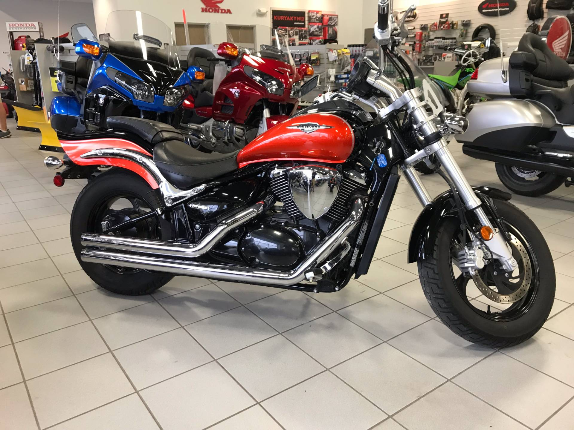 Used 2009 Suzuki Boulevard M50 Special Edition Motorcycles in ...