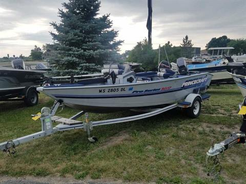 1993 Princecraft 169 PRO SERIES in Kaukauna, Wisconsin