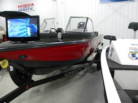 2019 Crestliner 1850 Fish Hawk WT JS in Kaukauna, Wisconsin - Photo 2