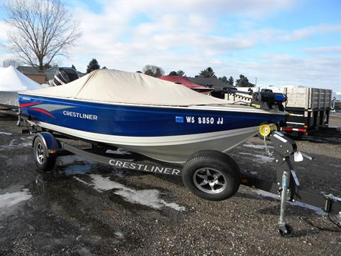 2014 Crestliner 1750 Fish Hawk in Kaukauna, Wisconsin