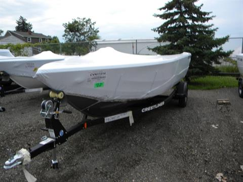 2019 Crestliner 1700 Vision in Kaukauna, Wisconsin - Photo 1