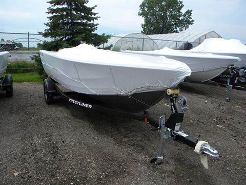 2019 Crestliner 1700 Vision in Kaukauna, Wisconsin - Photo 2