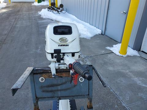 Evinrude E10TVX4SIC in Kaukauna, Wisconsin - Photo 3