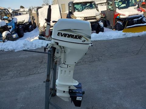 Evinrude E10TVX4SIC in Kaukauna, Wisconsin - Photo 1