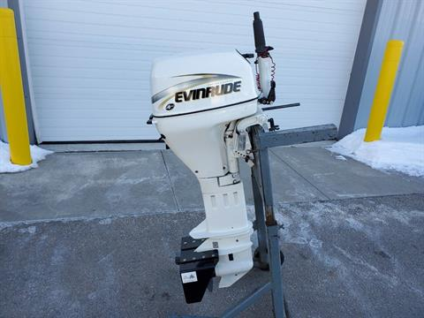 Evinrude E10TVX4SIC in Kaukauna, Wisconsin - Photo 2