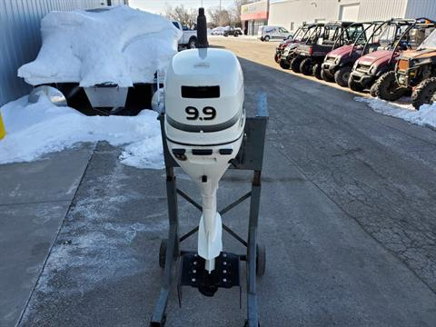 Evinrude E10TVX4SIC in Kaukauna, Wisconsin - Photo 5