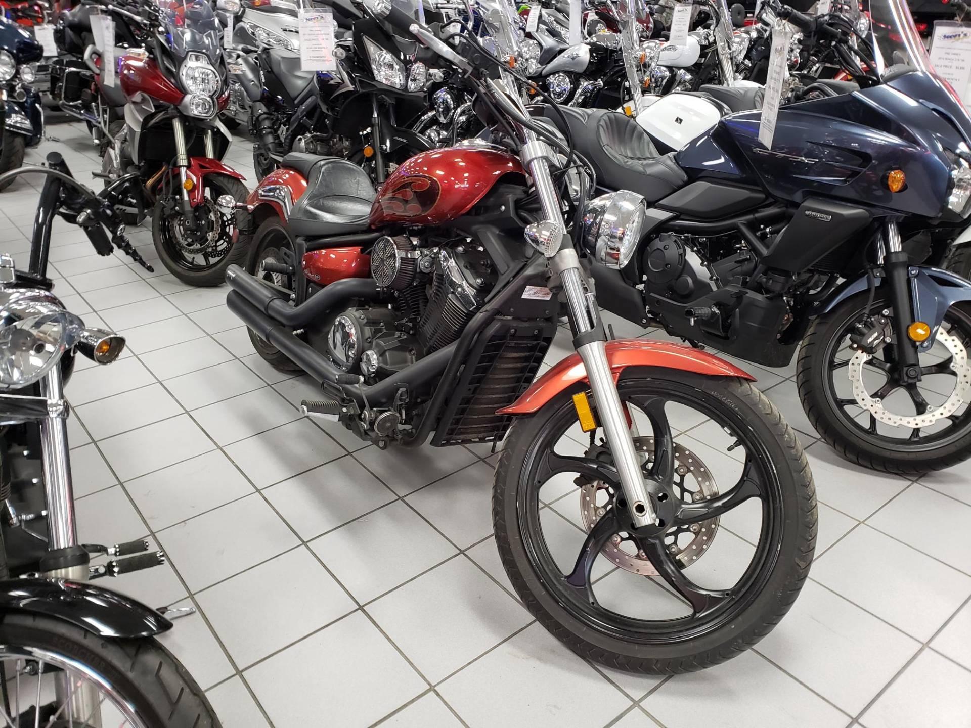 2011 Yamaha Stryker for sale 109078
